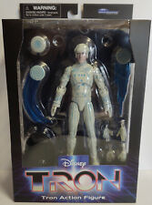 Diamond Select Toys Disney 1982 Tron Movie Tron Action Figure New and In Stock