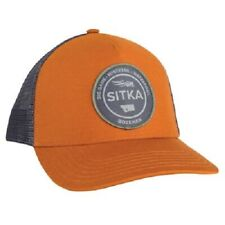 Sitka Seal Five Panel Patch Trucker Rust