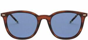 Ralph Lauren Polo PH4164 5007/72 Sunglasses - Tortoise/Light Blue