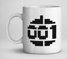 Paradroid Retro Commodore 64 Games mug (CBM 64 C64 gaming)