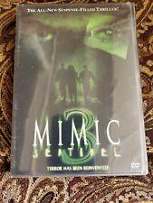 Mimic 3: Sentinel (DVD, 2003) New/Sealed