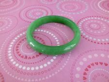 Bangle Jade Unbranded Costume Bracelets