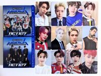 NCT 127: THE FINAL ROUND kihno album + photocard PC [choose member]