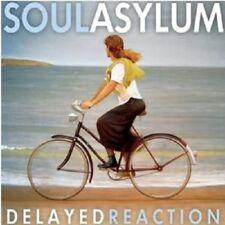 SOUL ASYLUM - DELAYED REACTION  CD ALTERNTIVE INDEPENDENT ROCK NEW!