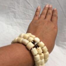 Beautiful Silpada Angel Skin Coral Sterling 925 Stretch Bracelets