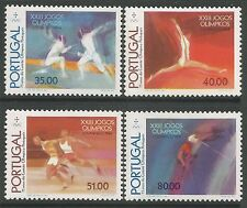PORTUGAL. 1984. Los Angeles Olympic Games Set. SG: 1965/68. Mint Never Hinged.
