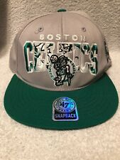 NBA Boston Celtics Hardwood Classics '47 Brand Snapback Hat