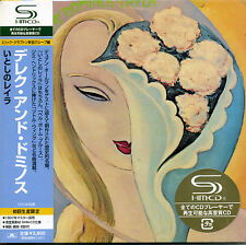 Derek & The Dominos LAYLA and Other Assorted Love canzoni Japan mini lp SHM-CD