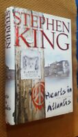 Hearts in Atlantis by Stephen King (1999, Hardcover w/DJ) First Edition