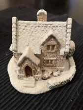 Lilliput Lane Gingerbread Shop Cottage Euc