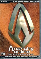 Anarchy Online - Brand New and Sealed DVD-Box - PC-MMORPG