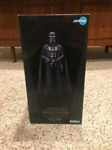 NEW Star Wars Darth Vader: 1:7 Scale Model Kit: A New Hope: Kotobukiya: ARTFX