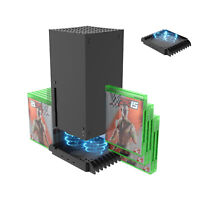 Multi-function Hub Storage Rack Gaming Disc Storage Rack for xbox series x