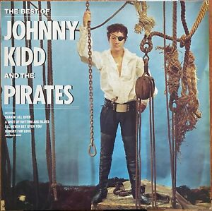 JOHNNY KIDD AND THE PIRATES Best Of 1960-64 Shakin' all over Please don't touch