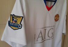 2009 Manchester United Football Club AIG Shirt 2XL BARCLAYS PREM LEAGUE Berwick