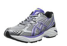 Asics TQ8A9-9125 Gel Foundation Iris Black Women's Running Shoes Size 6 us