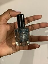 Color Club Nail Polish Blue Glitter