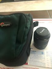 CANON ZOOM LENS  EF 80-200 mm 1:4.5-5.6 II Zoom Lens ,Tested and free case