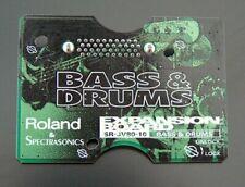Roland Bass&Drums Expansion-Board SR JV80-10 JV1080 JV2080 XV5080 + GEWÄHR