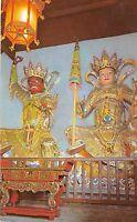 BR25759 shanghai jade Buddha Temple heavenly King of Far sight 2 scans china