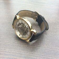 Russian Mechanical Skeleton Watch COMET