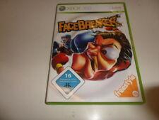 XBox 360  Facebreaker