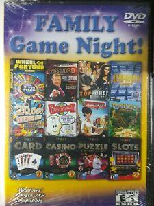Family Game Night! DVD New