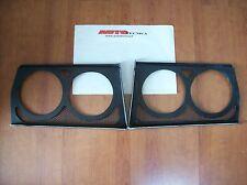 Cornici fari in resina Lancia Delta Evoluzione Evo Hf 16v mascherine fanali faro