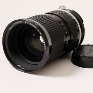 """""""Near Mint"""" Nikon Zoom-NIKKOR 25-50mm f/4 Ai Lens Excellent Shipping from Japan"""