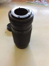 Tokina 80-200mm f4 RMC 1/4