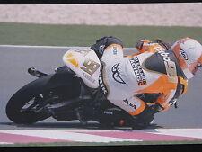 Photo Arie Molenaar Grand Prix Honda 125 2007 #99 Danny Webb (NED)