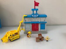 Patrol Rubble's Post Office Rescue Exclusive Playset  With Duck Figure RARE VHTF