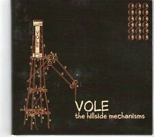 (GK959) Vole, The Hillside Mechanisms - 2012 CD