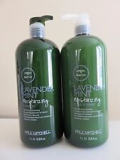 Paul Mitchell LAVENDER MINT Set  Shampoo And Conditioner 33 oz Duo Free Shipping