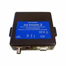 NASA Marine AIS Engine 3 Dual Frequency A&B AIS Receiver, 9 Pin D-type, AIS-ENG
