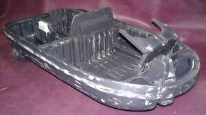 Miele S251i Flamenco II Vacuum Cleaner Canister Bottom w/Wheels and Bag Clip
