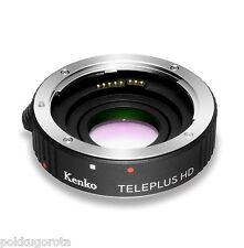 Kenko Tokina Tele Plus HD 1.4X DGX Canon EOS EF EF-S Teleconverter