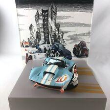 Speed Freaks Ca03690 Sick Terry Ross Country Artist Enesco 2011 Blue Corvette 16