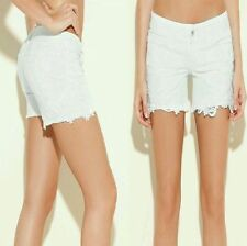 Guess JOSIE SHORTS WITH CROCHET DETAIL