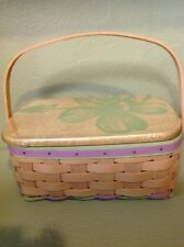 Longaberger 2015 Mother's Day Basket Set-New