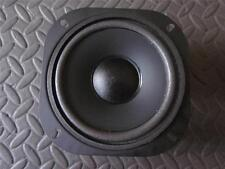 """NEW 5.25""""  Woofer Speaker.Home Audio.5-1/4"""".8 ohm.Replacement .Square Frame Mid"""