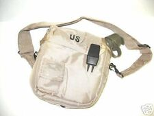 NEW US ARMY 2qt CANTEEN INSULATED TAN POUCH HIKING CAMP SURVIVAL