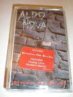 Aldo Nova  CASSETTE NEW Blood On The Bricks