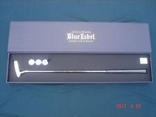 Johnnie Walker Whisky Blue Label Greg Norman Golf Putter NEW