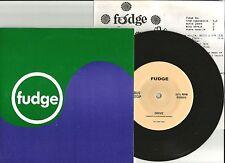 David Jones DYNAMIC TRUTHS FUDGE Astronaut 7 INCH vinyl DAVID LOWERY CRACKER