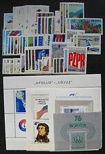 Poland Polen 1975 ** MNH Kompletter Jahrgang Complete Year Year Set