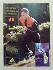 A991-Advertising Pubblicità-1999 - ADIDAS FOREVER SPORT