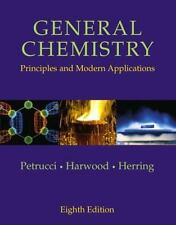 General Chemistry: Principles and Modern Applications (8th Edition)