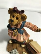 "Boyds Bears Figurine ""Bailey"" Swing Time #227756"