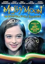 MOLLY MOON AND THE INCREDIBLE BOOK OF HYPNOTISM New Sealed DVD